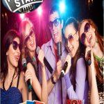 karoke star poster