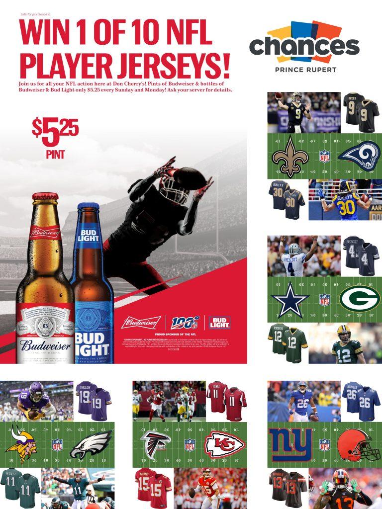 NFL Promo Poster