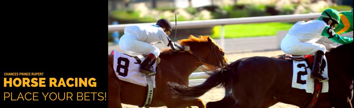 Horse Racing at Chances Prince Rupert